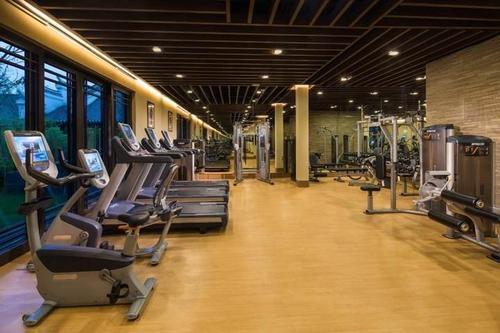 健身房平均投资回报率