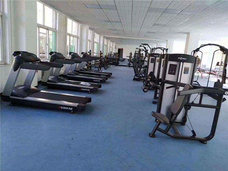 2021年适合开健身房吗