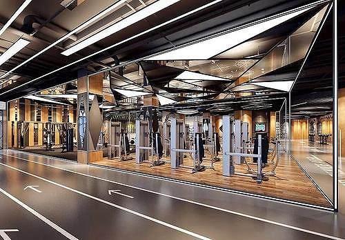 健身房装修需注意事项