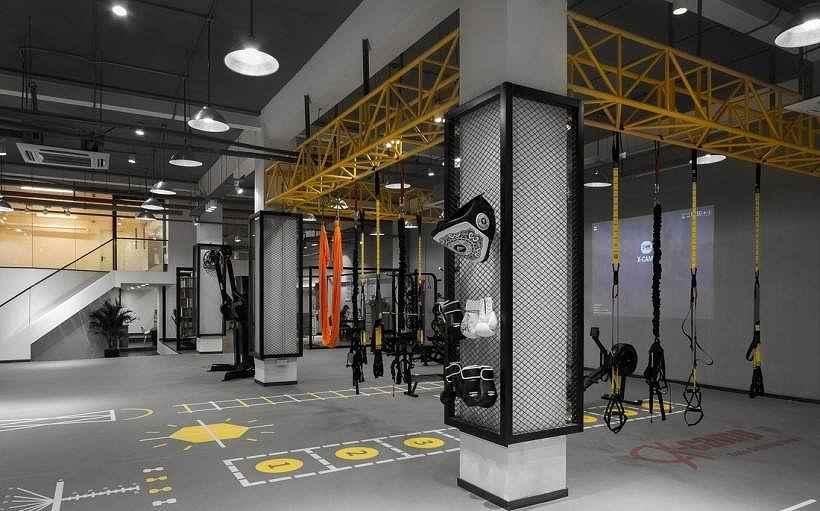 投资开健身房要多少钱