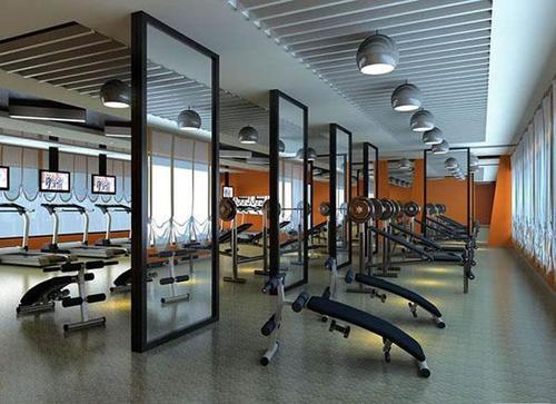 加盟开健身房大约多少钱