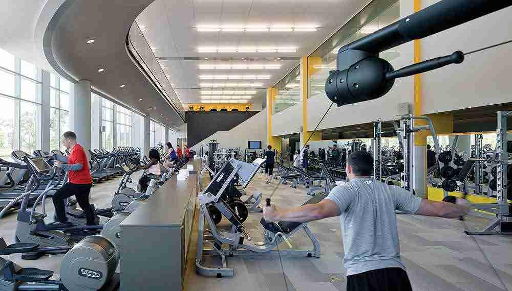 健身房的加盟费用是多少钱