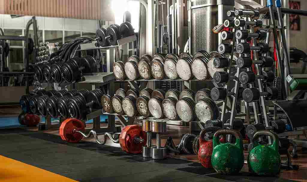 健身房器械