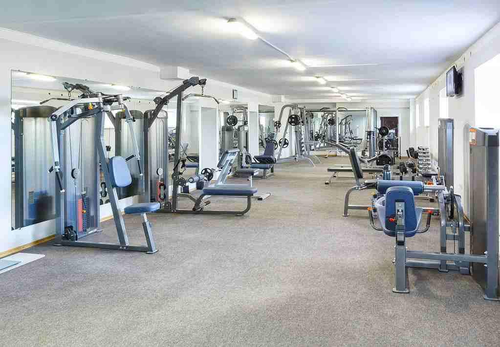 健身房场地