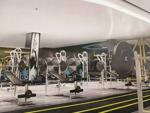 健身房预售能做多少钱